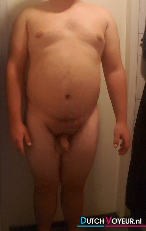 Jonge 18 jarige gozer