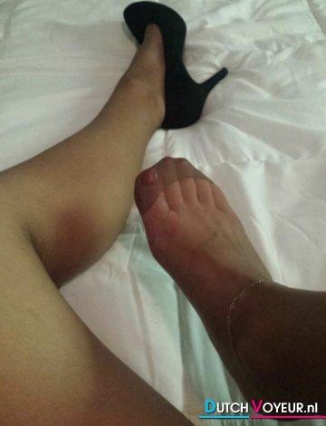 lekkere voetjes